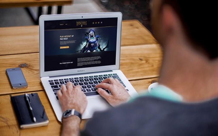 Сайт игры DrowCards